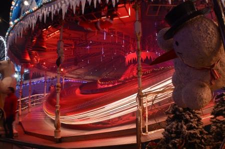 winter wonderland: Winter Wonderland Fun Fair Hyde Park