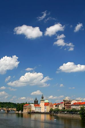 Old town of Prague, Czech Stock Photo - 564253