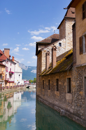 canal: Annecy canal