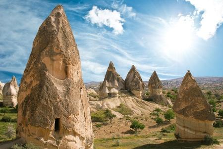goreme: View of Cappadocia