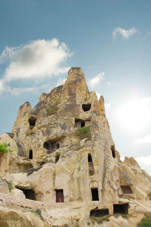 View of Cappadocia  photo