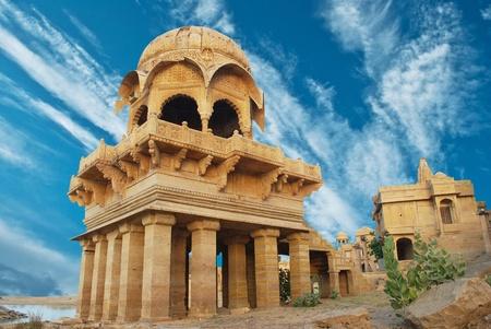 gadisagar lake, Jaisalmer  photo