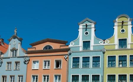 gdansk: historic city of Gdansk, Poland