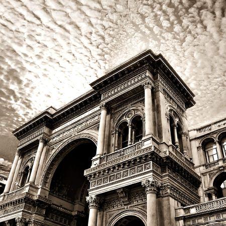 mil�n: Galer�a Vittorio Emanuele - Mil�n