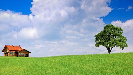 New house Stock Photo - 6032093