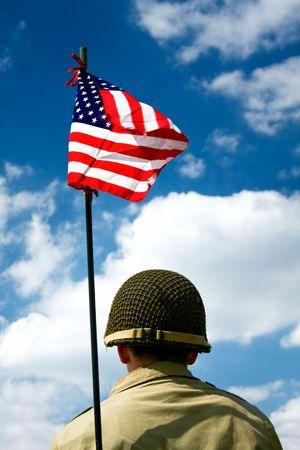 duty: American soldier