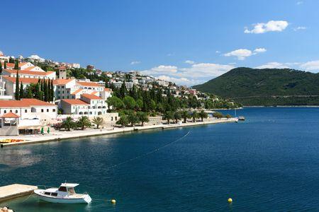 adriatic: Adriatic coast landscape