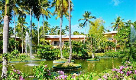 Tropical paradise Stock Photo - 6399167