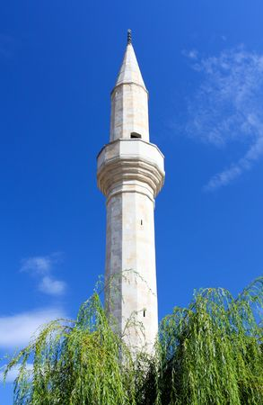 mostar: Mostar mosque