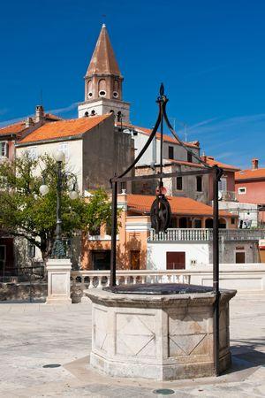 water well: Water well in Zadar