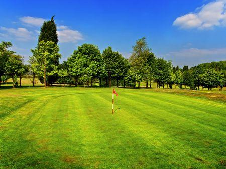 A beautiful Golf Course photo