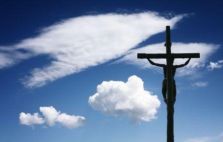 Crucifixion of Jesus Christ Stock Photo - 7743844
