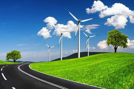 molino: Carretera rápido al entorno ecológico