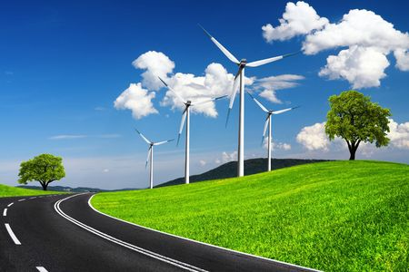 climatic: Fast road to ecological environment