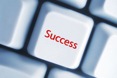 Success key Stock Photo - 8269047