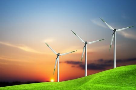 turbines: Windmills