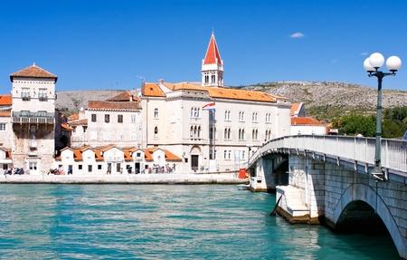 View of Trogir, Croatia photo