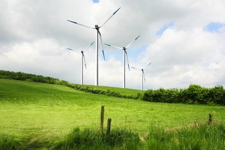 Wind hills Stock Photo - 8505322
