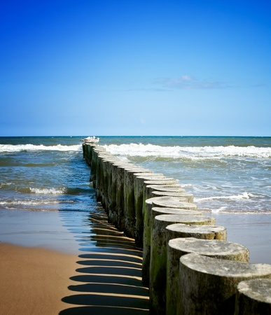 pales: Coast scene