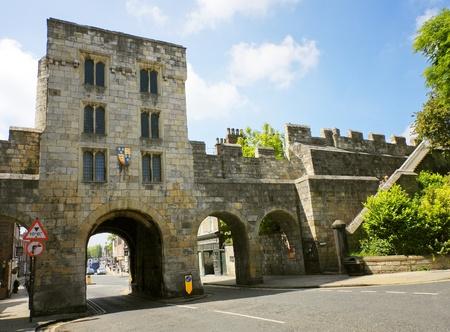Murs de la ville de York, UK