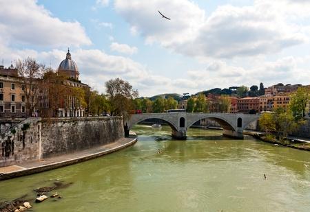 tiber: R�o T�ber, Roma