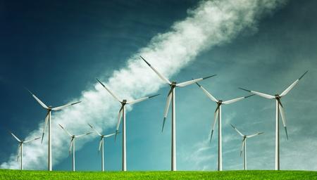 Wind Generators Farm photo