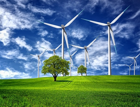 Spring Power Stock Photo - 8804544