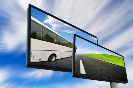 Tour Bus Stock Photo - 9062585