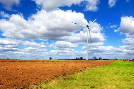 Country landscape Stock Photo - 9331923