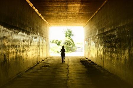 tunel: Fin de vida