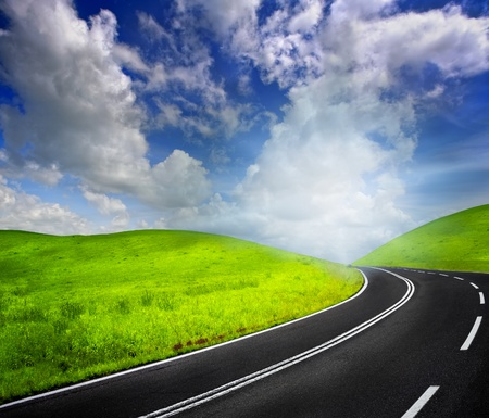 Road to heaven Stock Photo - 10264721