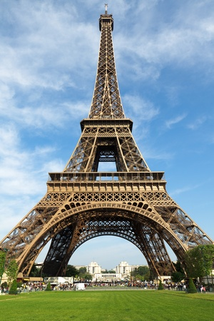 place of interest: Tour eiffel