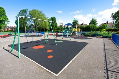 Children playground photo