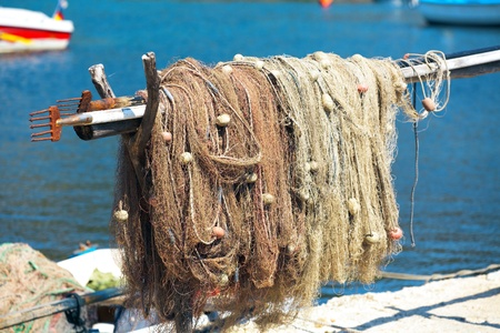 Fishing net Stock Photo - 11098409