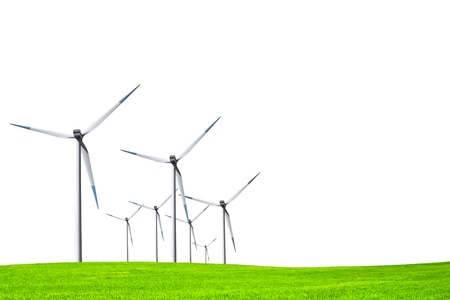 wind energy: Turbine