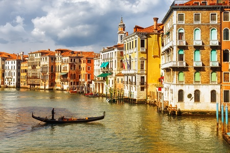 gondolas: Venice