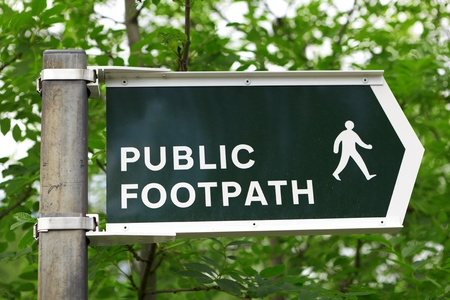 Public Footpath photo