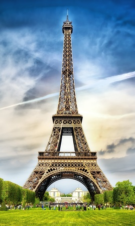 Eifelturm, Paris photo