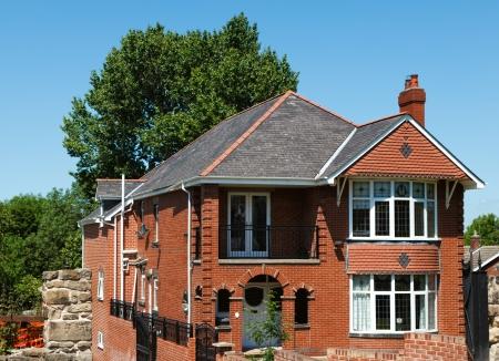 England new house photo