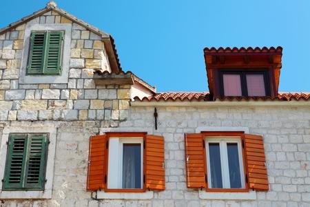 mediterranean house: Mediterranean old house
