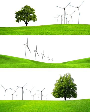 The greening of industry photo