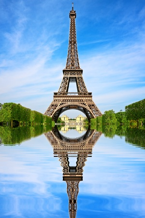 eiffel tower architecture: Reaching for the Stars - Paris