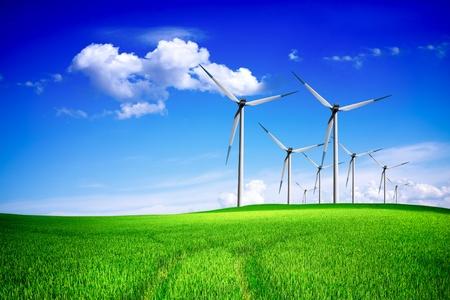 Spring wind Stock Photo - 12207073