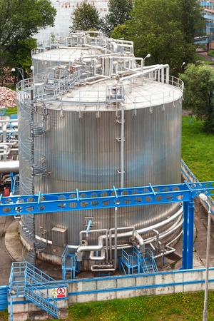 gas plant: Gas Installation Industry