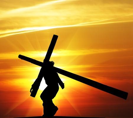 cruz de jesus: Semana Santa