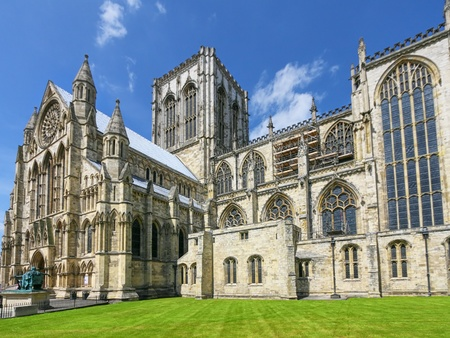 york minster: York Minster, York, England