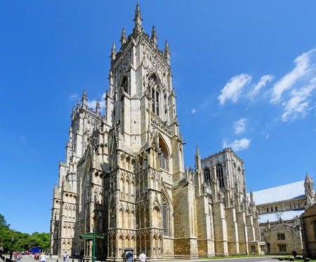 north yorkshire: Cathedral in York