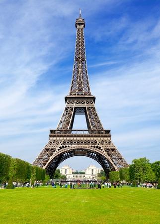 The Eiffel Tower photo