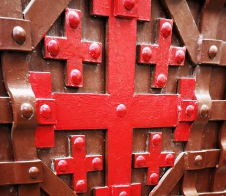 Jerusalem Cross photo