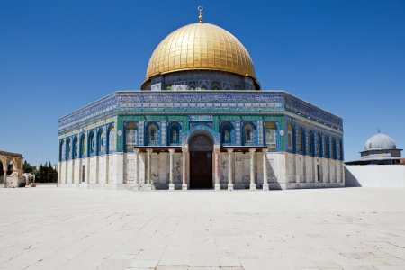 The Dome of the Rock photo